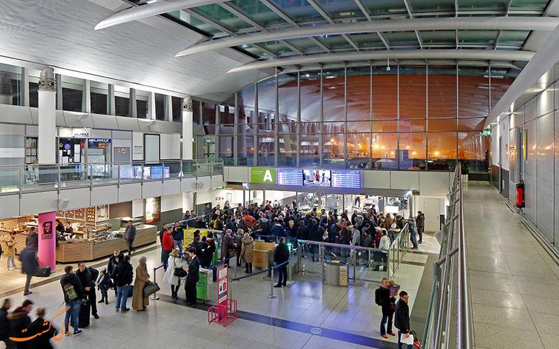 تاریخچه ی فرودگاه بین المللی دورتموند