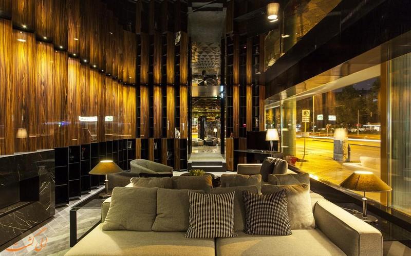 هتل کوئنتین بوتیک در برلین