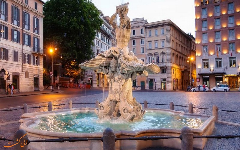 جاذبه های شهر رم
