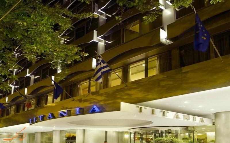 هتل تیتانیا در آتن
