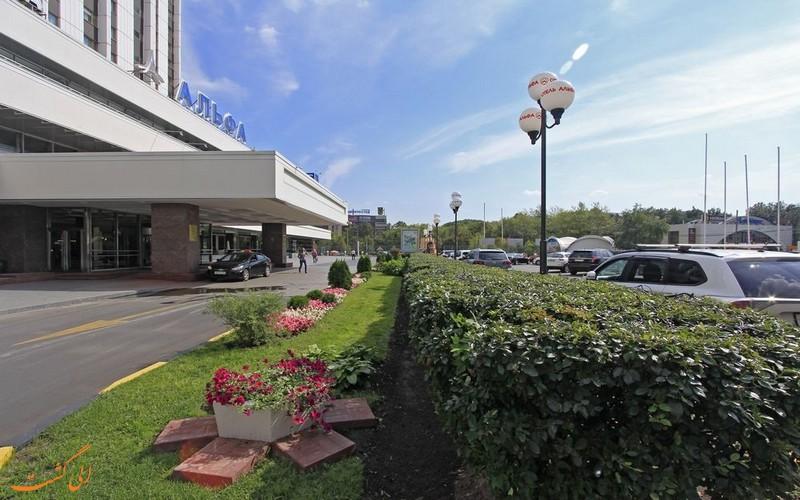 هتل ازمیلوو آلفا در مسکو