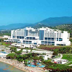 هتل آریا کلاروس کوش آداسی