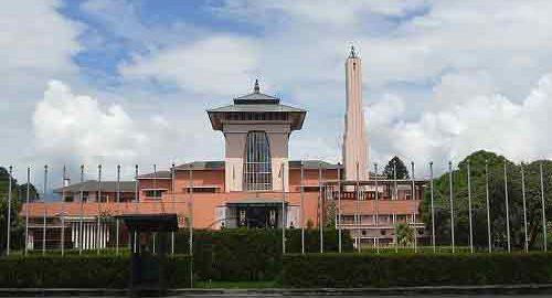 کاخ نارایان هیتی در نپال