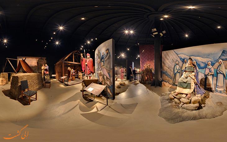 موزه ساگا ریکیاویک