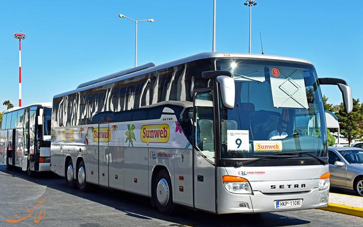 اتوبوس هراکلیون