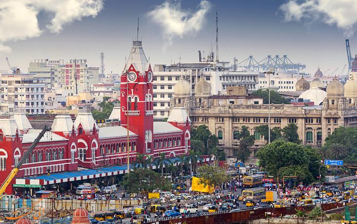 شهر چنای در هند