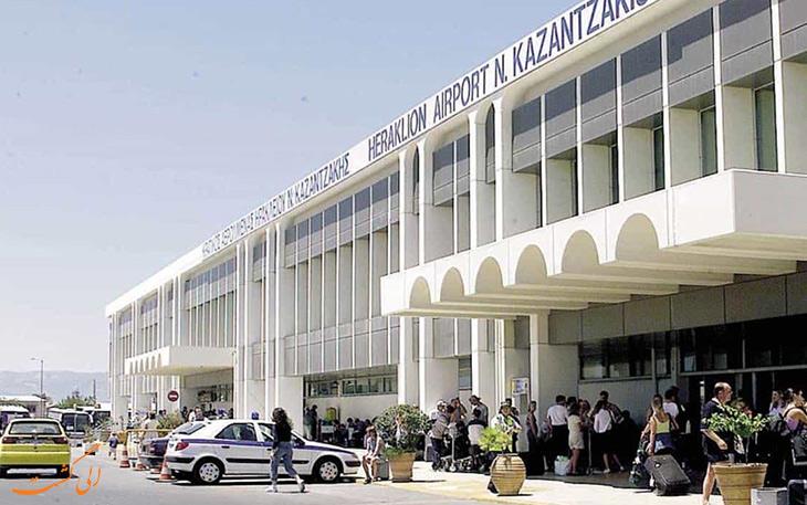 حمل و نقل فرودگاه هراکلیون