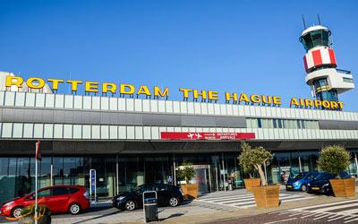 گزینه های حمل و نقل فرودگاه روتردام