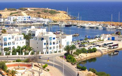سفر به تونس