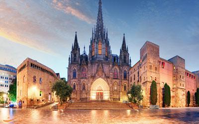 کلیسای جامع بارسلونا