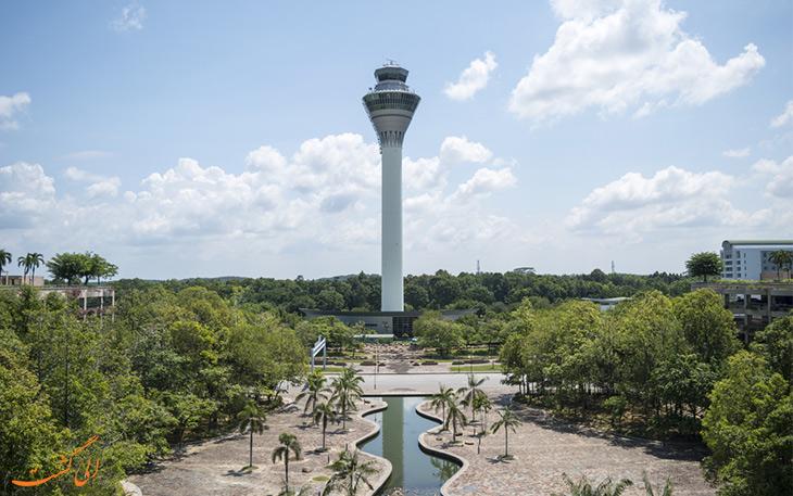 برج مراقبت فرودگاه کوالالامپور