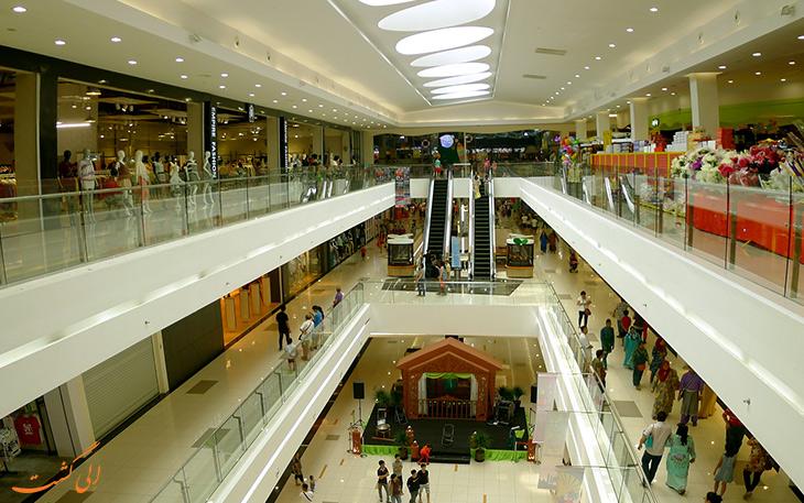 مراکز خرید ساراواک