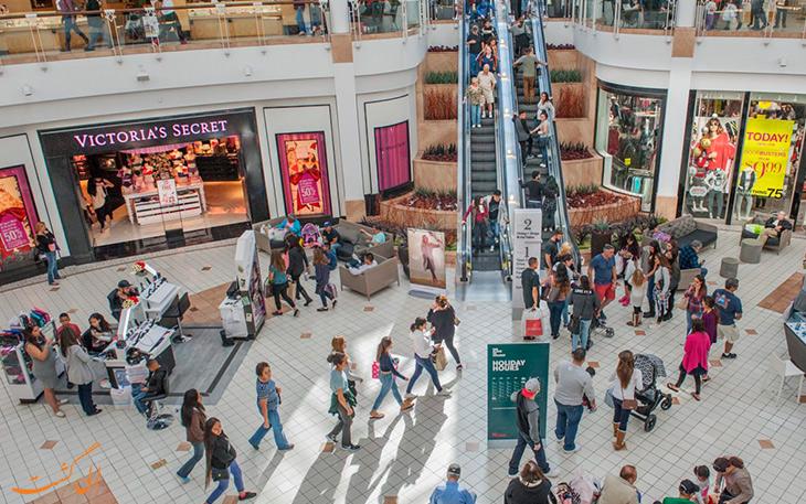 مراکز خرید در شهر والنسیا