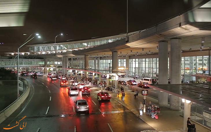 حمل و نقل فرودگاه پیرسون تورنتو