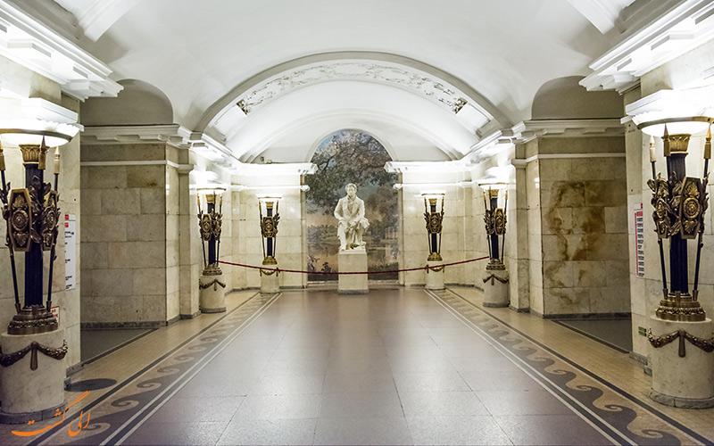 پوشکینسکایا