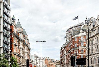 خیابان های معروف لندن
