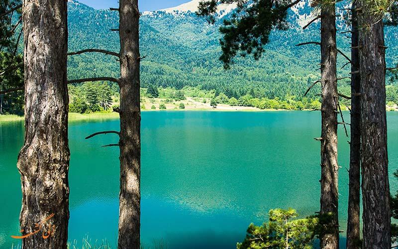 طبیعت یونان