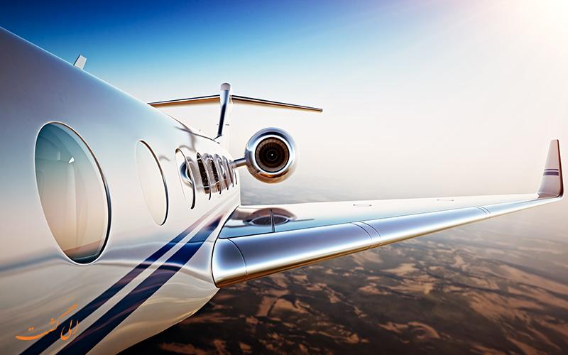 لوازم مورد نیاز در پروازهای طولانی