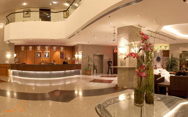 هتل آواری دبی | لابی