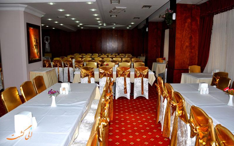 هتل کایا استانبول ترکیه
