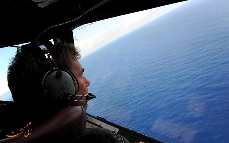 جستجوی هواپیما