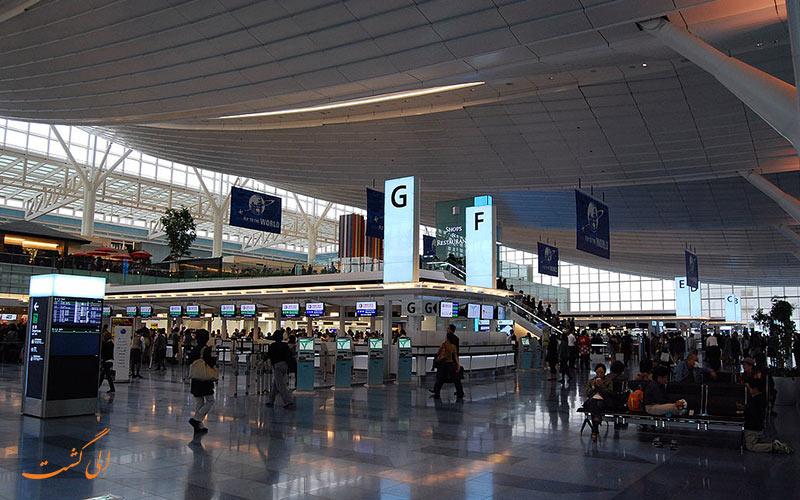 داخل فرودگاه جیپور