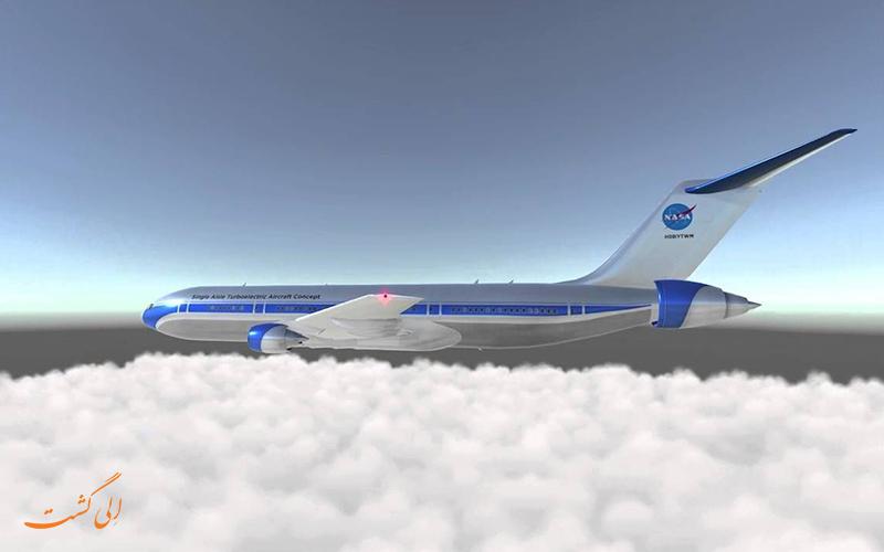 مفهوم هواپیماهای برقی