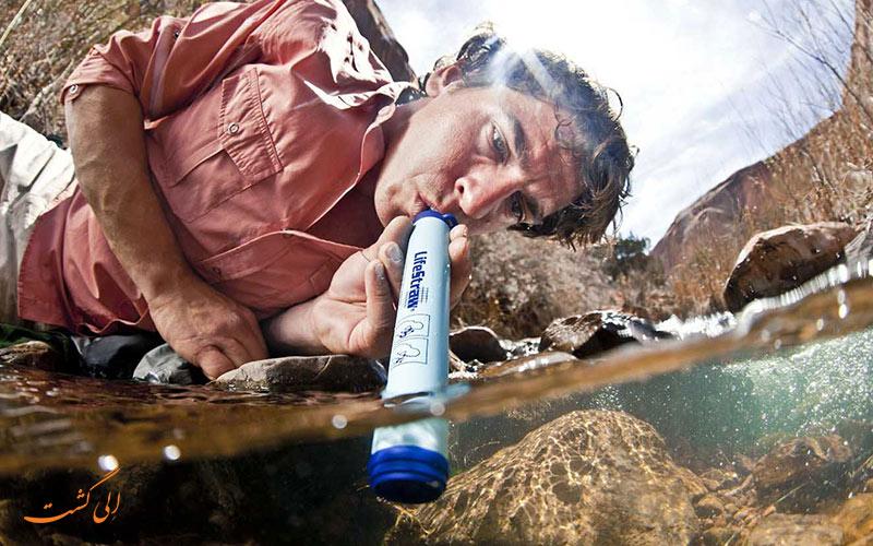 نی تصفیه آب