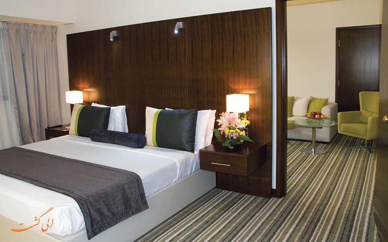 هتل آواری دبی | نمونه اتاق