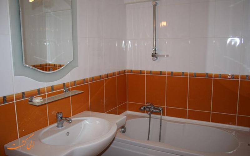 هتل کایا استانبول | سرویس حمام