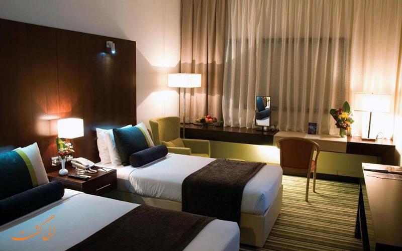 هتل آواری دبی | اتاق تویین