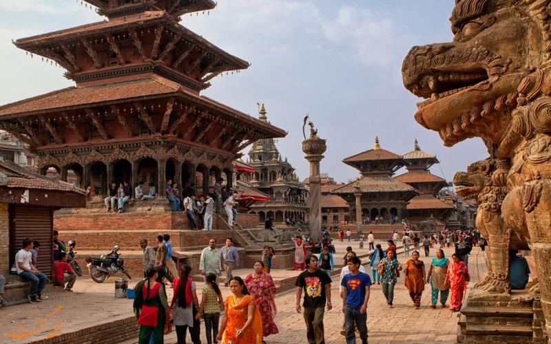 زیباترین شهرهای نپال