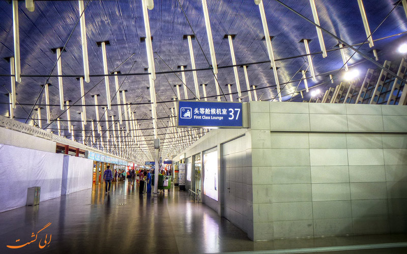 فرودگاه بین المللی پودنگ شانگهای