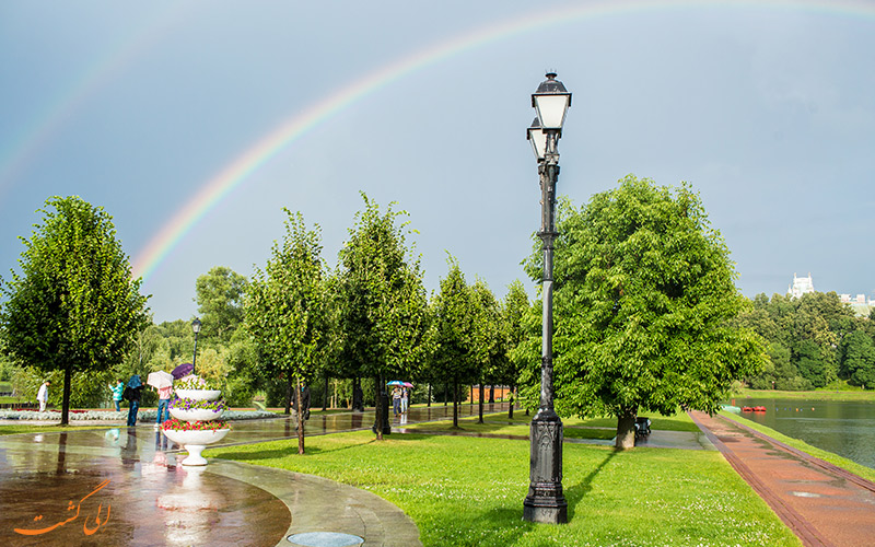 بهترین پارک های مسکو