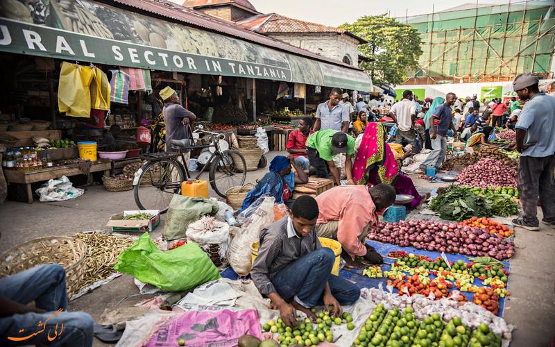 آداب و رسوم مردم تانزانیا