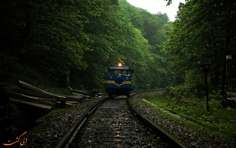 قطار گردشگری شمال