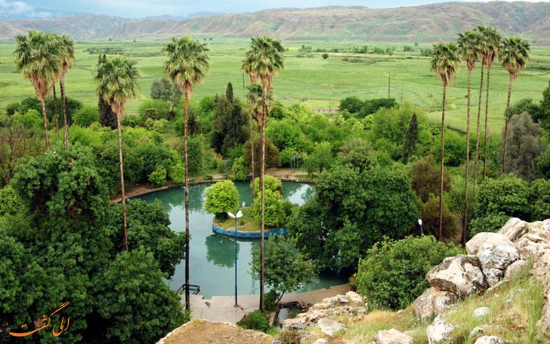 باغ چشمه بلقیس