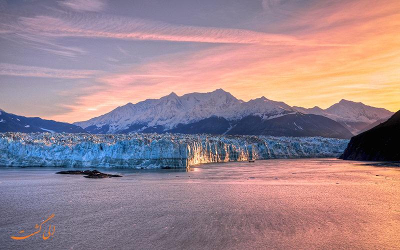 یخچال هابرد | Hubbard Glacier