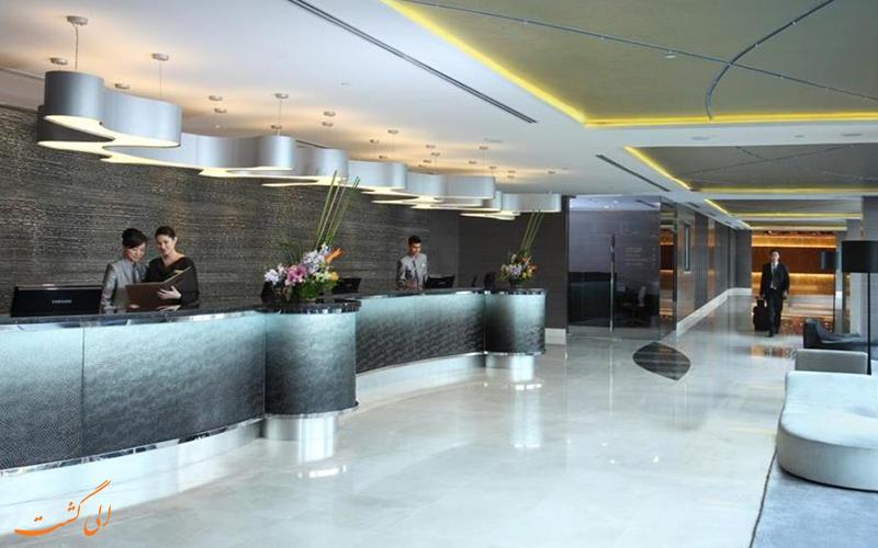 لابی هتل