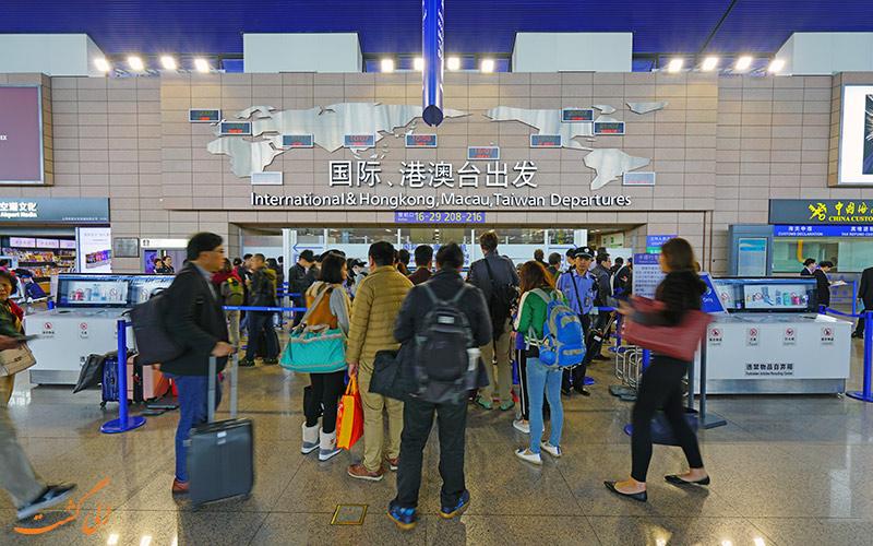 معرفی فرودگاه بین المللی پودنگ شانگهای