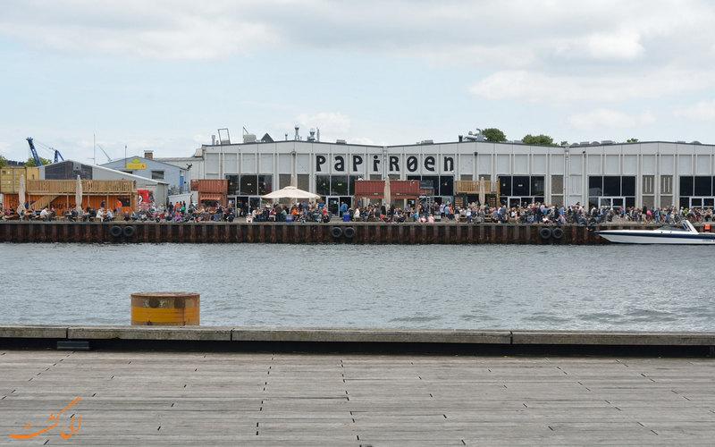مرکز غذاهای خیابانی کپنهاگ