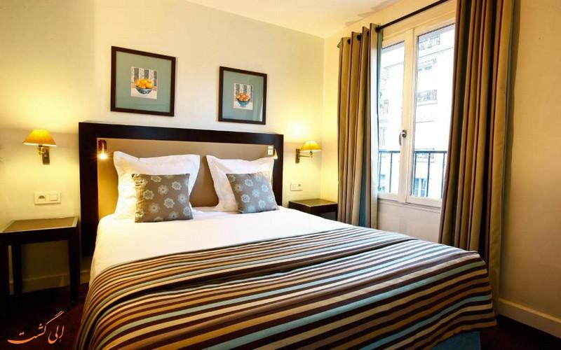 هتل ویلا برونل پاریس