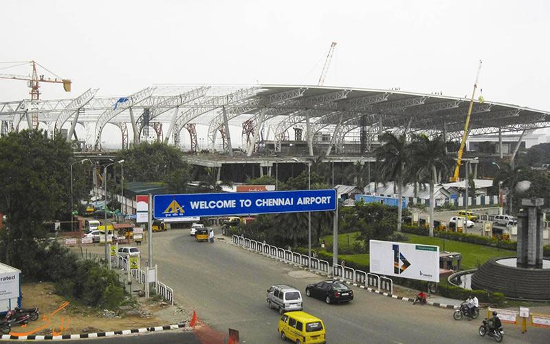 راه های دسترسی به فرودگاه بین المللی چنای
