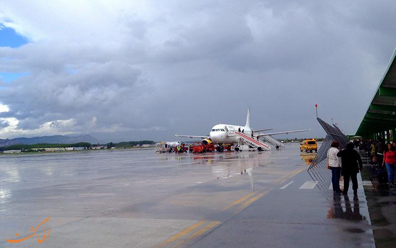 فرودگاه های اسپانیا