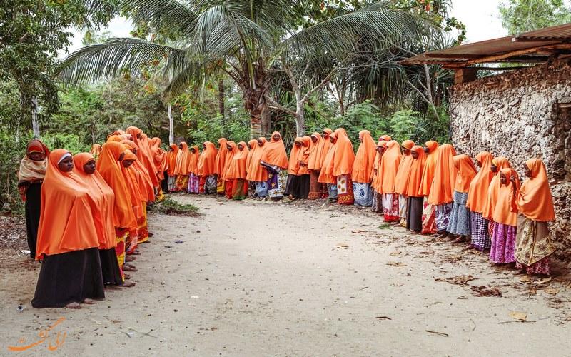 سنت های تانزانیا