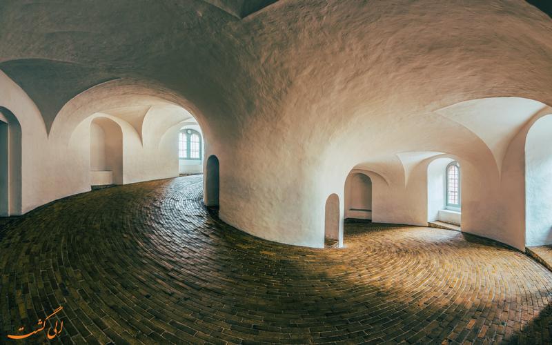 معماری برج مدور کپنهاگ