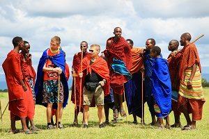 آداب و رسوم مردم تانزانیا - الی گشت