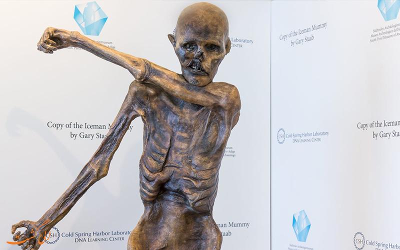 پیدا شدن مومیای 5300 ساله