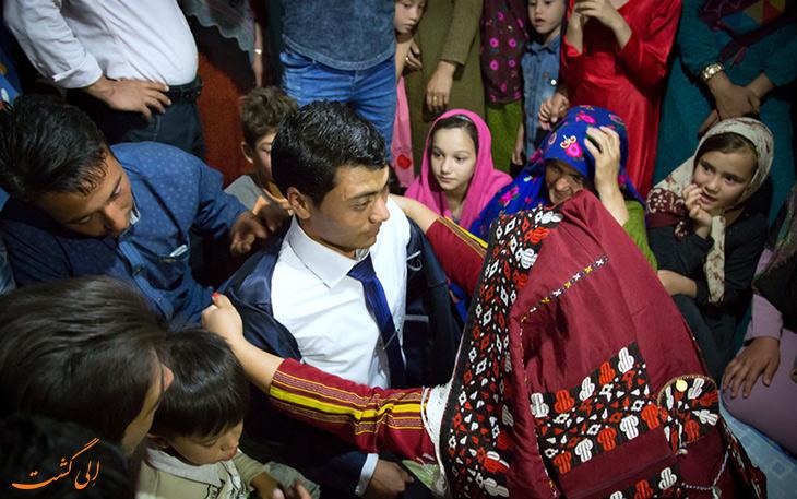 آداب و رسوم عروسی ترکمن ها