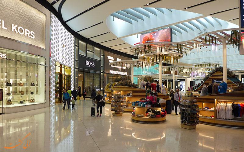 امکانات فرودگاه سیدنی